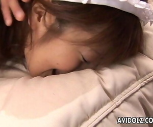 Kinky Akane Mochida screwed..
