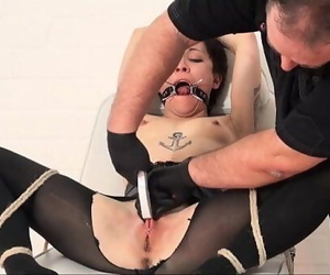 Japanese pussy stapling and..