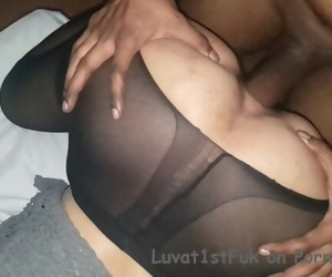 Anal Night with very Taut..