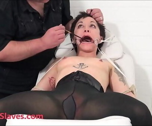Freaky asian Bondage &..