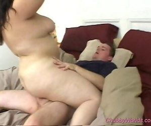 Lush babe gets thick cock sex